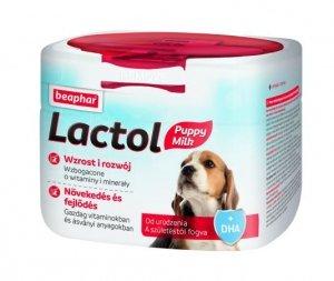 BEAPHAR LACTOL - PUPPY MILK 250G - pokarm mlekozastępczy dla szczeniąt