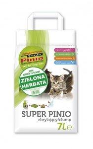 SUPER PINIO Zbrylający Kruszon Zielona Herbata 7l