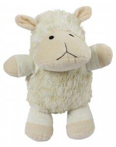 KERBL Zabawka owca z włóczki, 24 cm [82354]