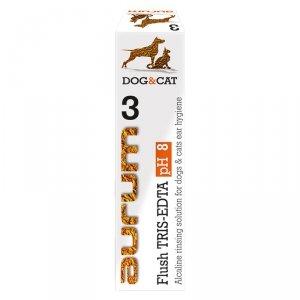 AURUM 3 - Zasadowa płukanka do higieny uszu psów i kotów 500ml