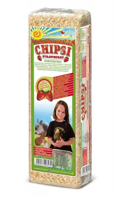 "CHIPSI Strawberry 15l, 1 kg ""wiórowe"""