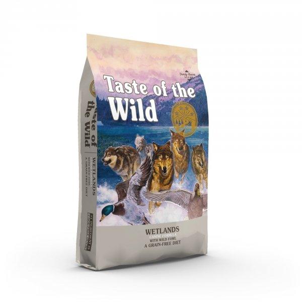 TASTE of the WILD Wetlands 5,6 kg