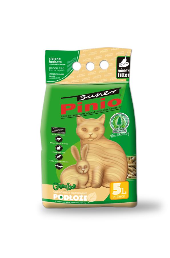 SUPER PINIO Zielona Herbata 10 l