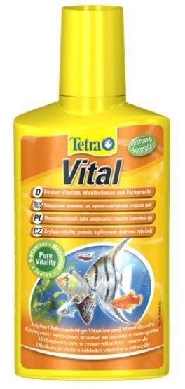 TETRA TetraVital 500 ml - śr. witaminowy dla ryb i roślin w płynie [T736337]
