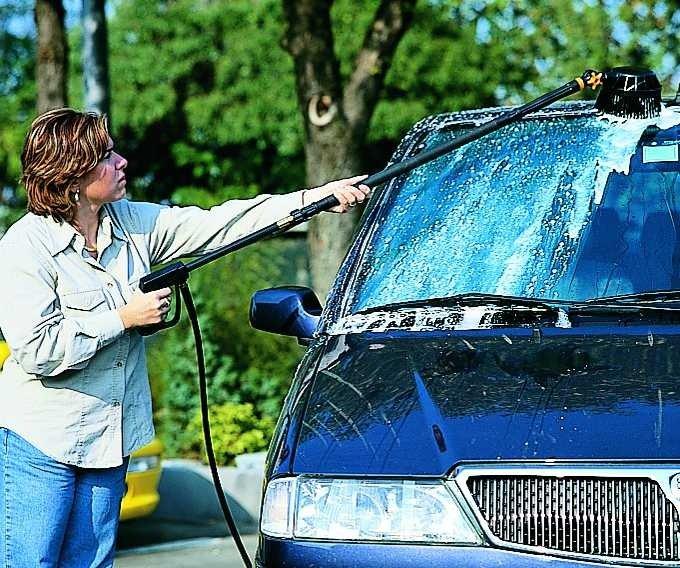 Płyn do mycia samochodu -  Super Van - gotowy do użycia 750 ml