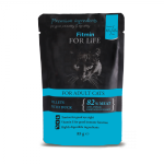 FITMIN cat For Life Pouch Adult Duck 85g