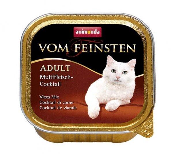 ANIMONDA Vom Feinsten Adult szalka multi koktajl 100 g