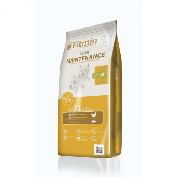 FITMIN dog mini maintenance 3kg