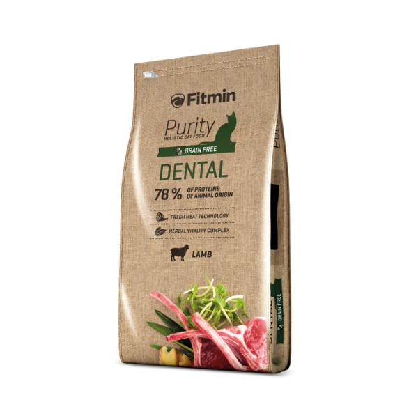FITMIN cat Purity dental 0,4kg