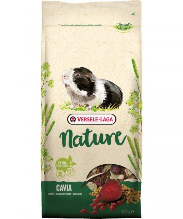 VERSELE LAGA Cavia Nature 700g - dla kawii domowych  [461409]
