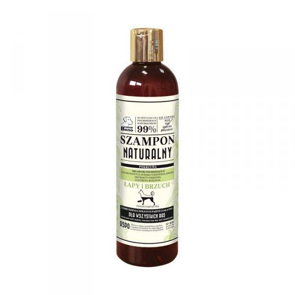 CERTECH Szampon Naturalny Łapy i Brzuch SUPER BENO 300 ml