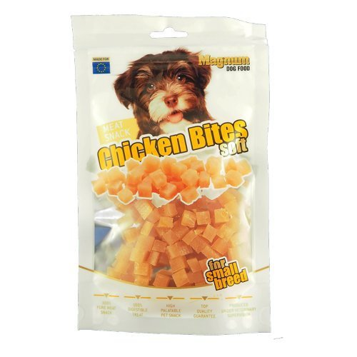 MAGNUM Chicken Bites Soft 80g [16555]