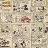 Tapeta Komiks Myszka Miki i Mini