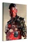 Justice League (Cyborg) - obraz na płótnie