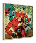 DC Comics (Heroes) - Obraz na płótnie