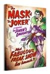 DC Comics Joker's Daughter - obraz na płótnie
