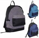Plecak Szkolny Miejski Unisex A4  BP261