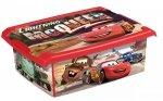Pudełko 10L Disney Cars AUTA pojemnik na zabawki