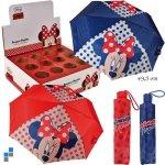 Mała poręczna parasolka Myszka Mini - Minnie