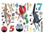 Naklejki Disney Planes Samoloty