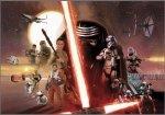 Fototapeta Star Wars Gwiezdne Wojny 8-492 EP7 Collage