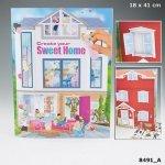 Szkicownik Sweet Home Clip Clap