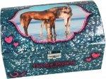 Szkatułka pudełko na biżuterię Horses Dreams 8933 z konikami