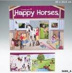 Zestaw kreatywny Koniki Happy Horses