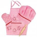Akcesoria kuchenne różowe