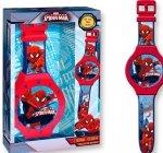 Zegar ścienny SpiderMan jak na rękę Spider-Man