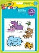Mini Kids naklejki zwierzęta