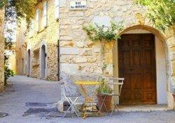 Mougins Village, Prowansja,Francja - fototapeta