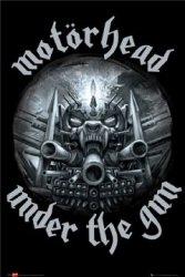 Motorhead - Under the Gun - plakat