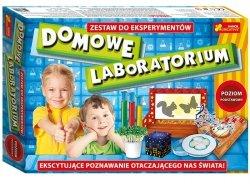 Domowe laboratorium 26 eksperymentów
