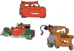 Dekoracja piankowa CARS 2