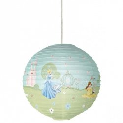 Lampion, papierowa kula Disney Princess