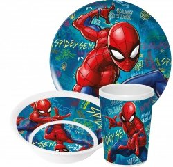 Zestaw obiadowy SpiderMan