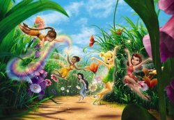 Fototapeta Disney Fairies Wróżki - Dzwoneczek