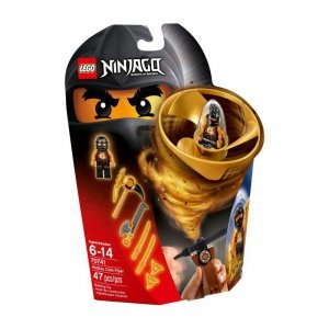 Klocki LEGO Ninjago 70741 Latająca kapsuła Cole'a