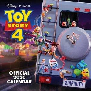 Toy Story 4 - Oficjalny Kalendarz 2020 rok