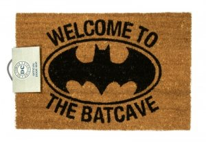Batman Welcome To The Batcave - wycieraczka z filmu