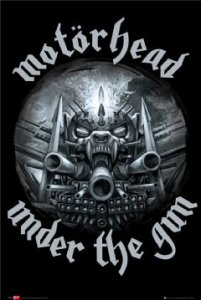 Motorhead - Under the Gun - plakat