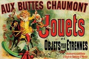 Friends Przyjaciele Jouets plakat z Mieszkania Moniki