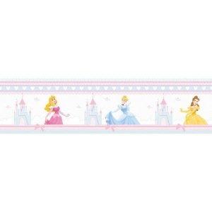 Border Disney Princess Księżniczki