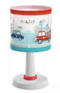 Lampka Nocna Policja Straż Pożarna pojazdy