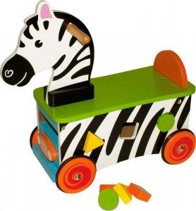 Jeździk sorter Zebra
