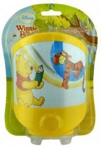 Magiczna lampka Disney Pooh Kubuś Puchatek i Tygrysek