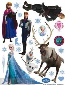 Naklejki Frozen Kraina Lodu naklejka