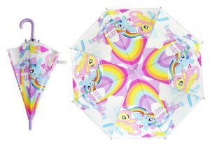Parasolka My Little Pony przezroczysta