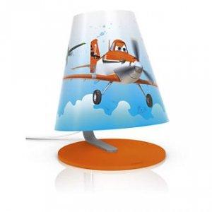 Lampka Planes Samoloty nocna stojąca biurkowa Phillips LED Disney